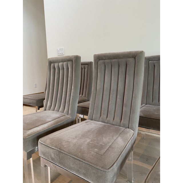 Mid 20th Century Mid 20th Century Dining Chairs Attributed to Charles Hollis-Jones - Set of 10 For Sale - Image 5 of 11