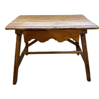 Spanish Side Table For Sale