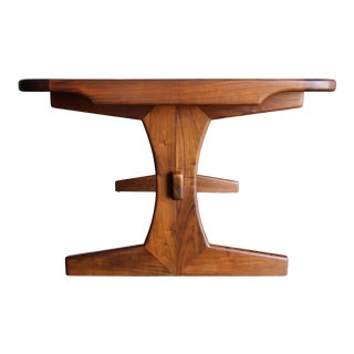 Lou Hodges Dining / Writing Table for California Design Group Circa 1975 For Sale