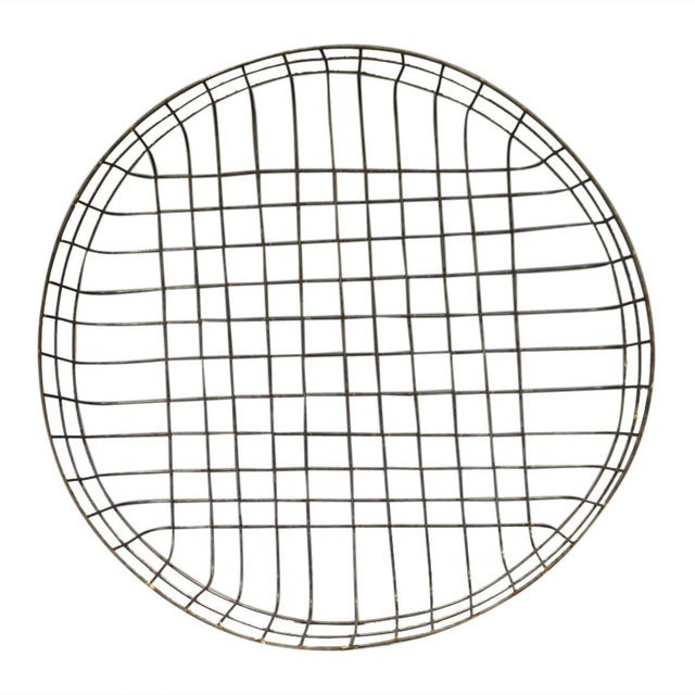 Large Reproduction Wire Basket - Image 2 of 5