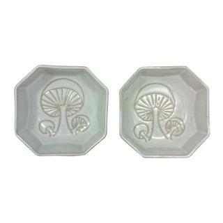 Gordon & Jane Martz Mushroom Bowls - A Pair For Sale
