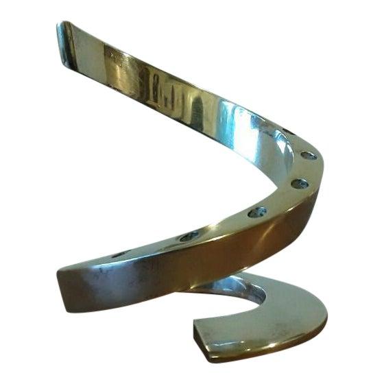 Mid-Century Dansk Spiral Candleholder - Image 1 of 4