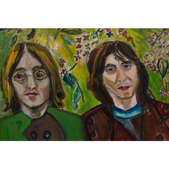 Late 20th Century Wyona Diskin John Paul George & Ringo For Sale - Image 5 of 11