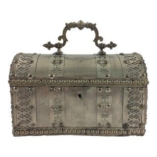 French Napoleon II Jewelry Box