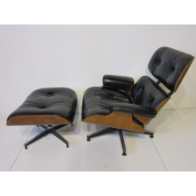 Pleasing Eames 670 Lounge Chair And Ottoman By Herman Miller Uwap Interior Chair Design Uwaporg