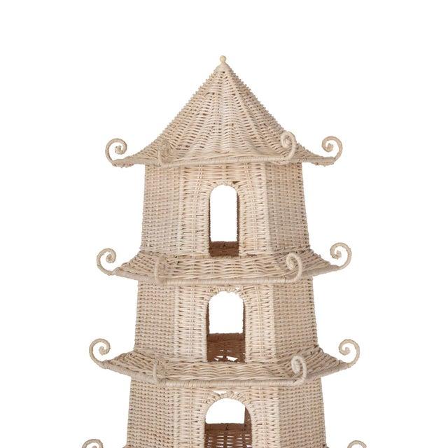 Amanda Lindroth Tall Pagoda For Sale - Image 4 of 6