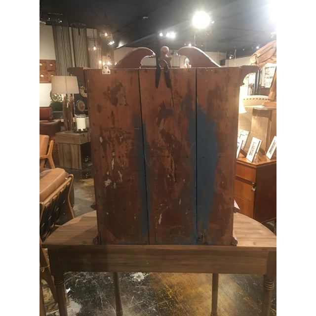 19th Century Antique Swedish Cabinet For Sale - Image 11 of 13