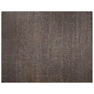 Stark Studio Rugs Contemporary New Oriental Tibetan Wool Rug - 8′ × 10′1″ For Sale