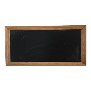 Restoration Hardware Large Chalkboard For Sale