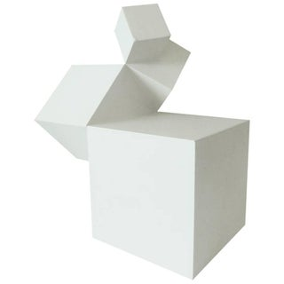 Cubist Sculpture by David John Barr For Sale
