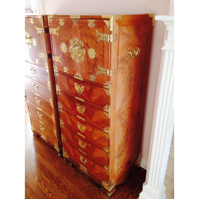 Vintage Asian Camphorwood Dresser - Image 8 of 8