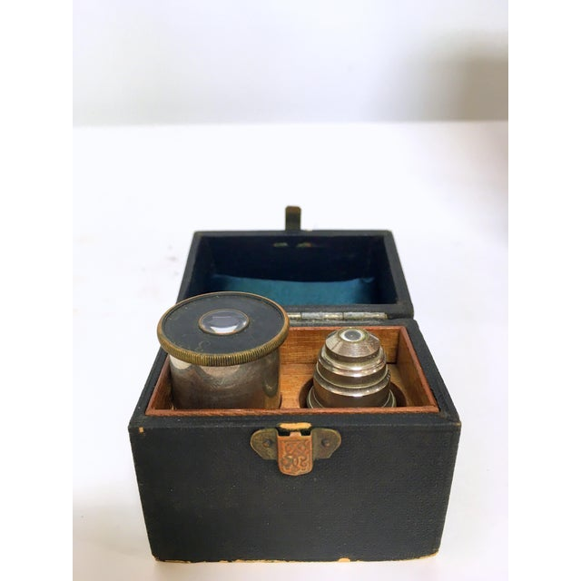 19th-C. Ernst Leitz Wetzlar Microscope - Image 9 of 11