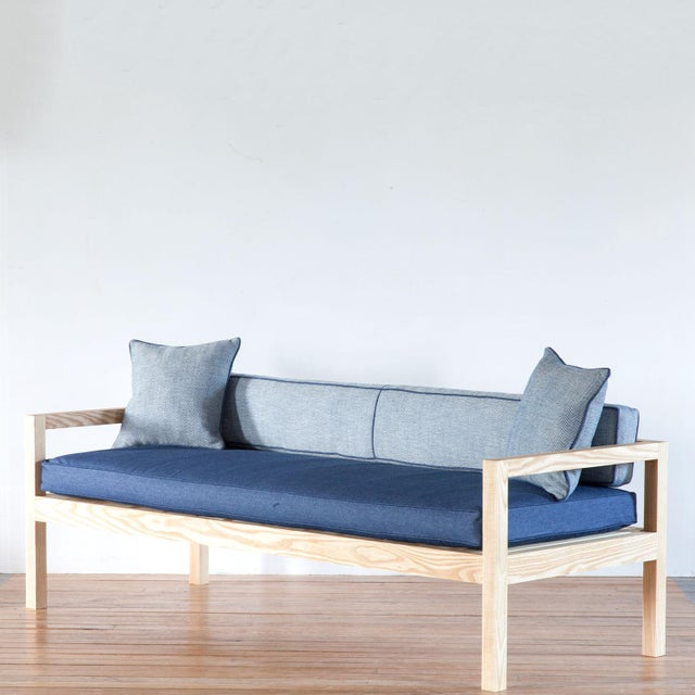 Modern Siosi Sofa For Sale - Image 4 of 13