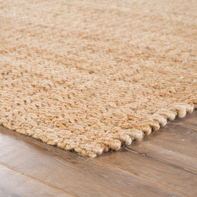 The Blair area rug from the Naturals Tobago collection offers natural versatility with bold, chunky texture and a hand-...