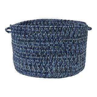 "Catalina Blue Wave 14""x10"" Utility Basket"