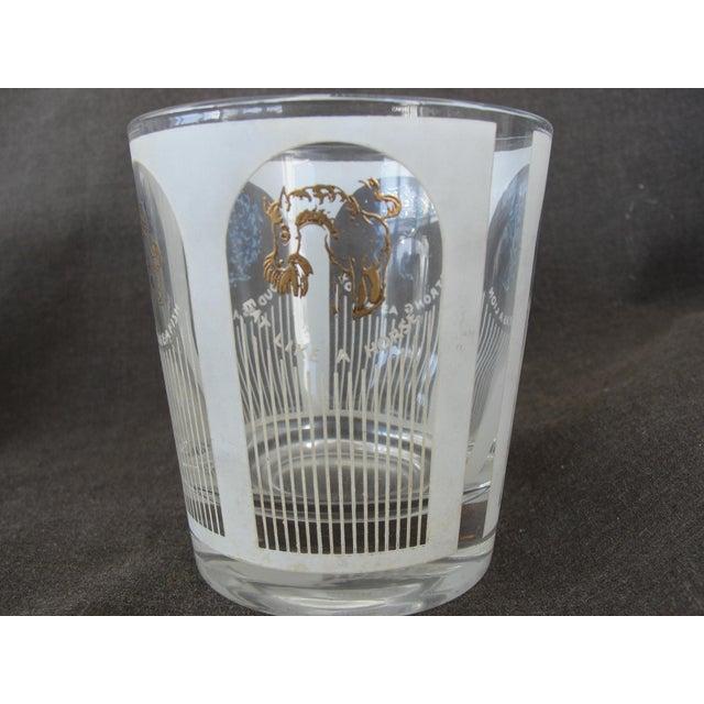 Mid-Century Highball Glasses - Set of 6 - Image 7 of 8