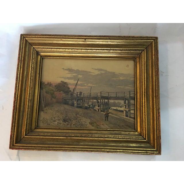 Old Putney Bridge Framed Print - Image 2 of 8