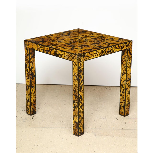 Wood Gueridon by Alessandro on New York For Sale - Image 7 of 10