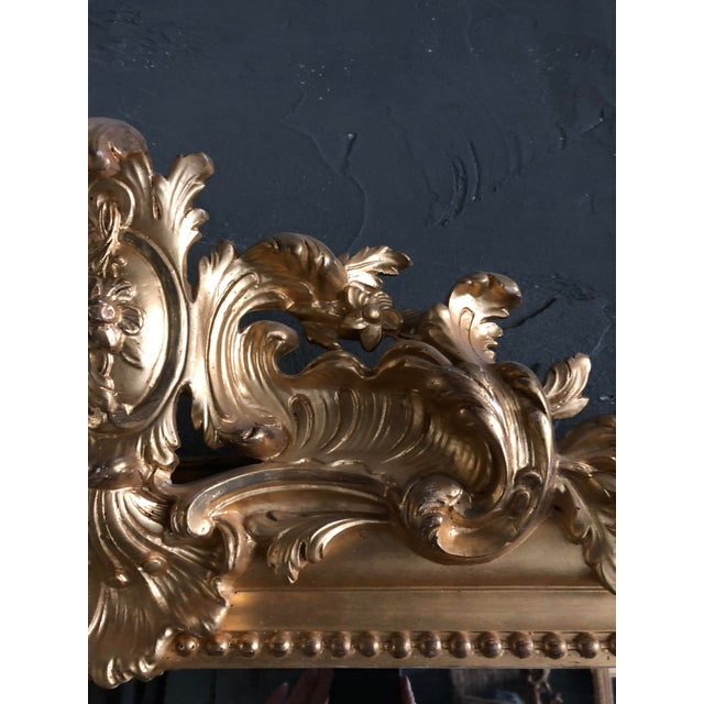Early 19th Century Mirror South of France For Sale - Image 4 of 8