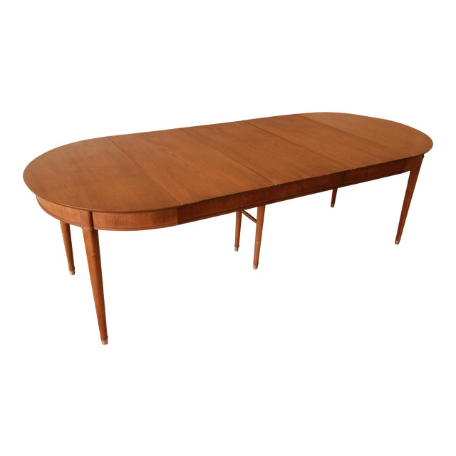 Henredon Mid-Century Dining Table - Image 1 of 9