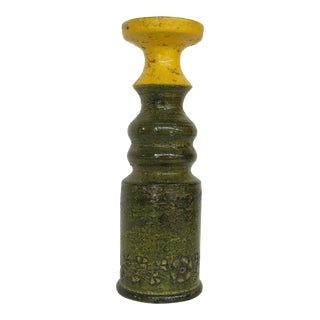 Rosenthal Netter Italian Mid Century Modern Candle Stick Holder For Sale