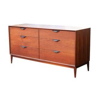Merton Gurshun for Dillingham Mid Century Modern Six Drawer Dresser