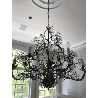 Currey and Company Crystal Bud Chandelier Preview