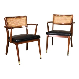 Jasper Mid-Century Modern Office Chairs - a Pair