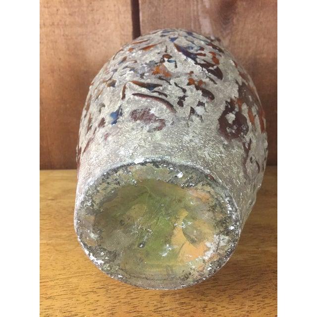 Boho Raised Glaze Vase - Image 7 of 9