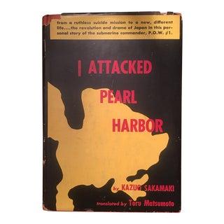 """I Attacked Pearl Harbor"" Book"