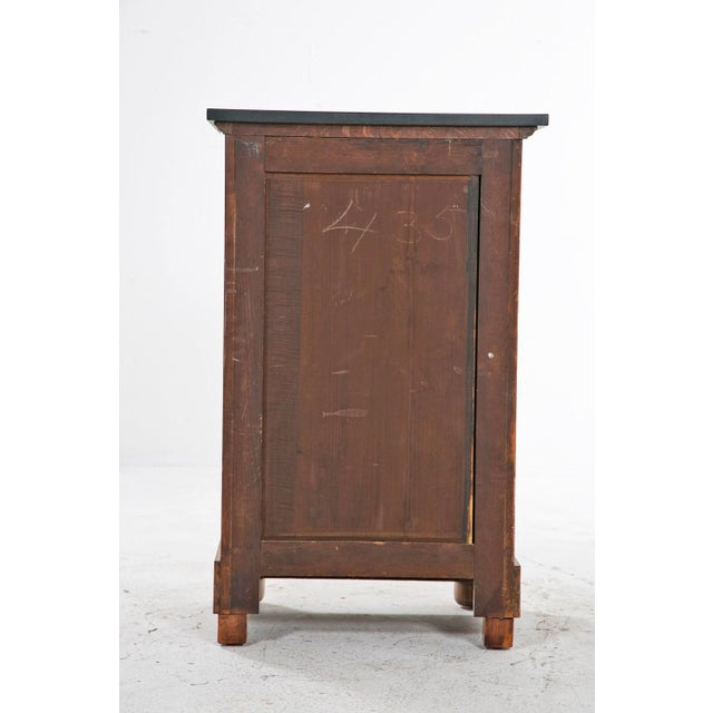 Early 20th Century French Empire Style Cabinet For Sale - Image 4 of 7