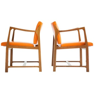 Edward Wormley Armchairs For Sale