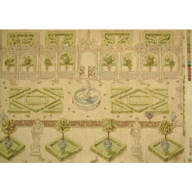Garden Plan by Lee Jofa -12 Yards - Image 3 of 6