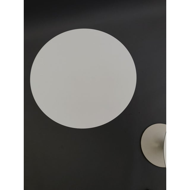 Modern Pair of Saarinen Tulip Tables For Sale - Image 3 of 7