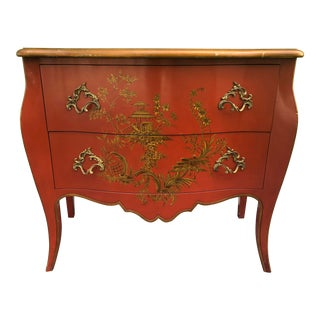 Chinoiserie Chest of Drawers by Baker Furniture For Sale