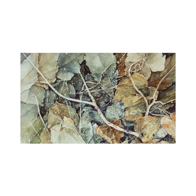 "Roxanna Bergner ""Forest Floor"" Giclee Print - Image 2 of 2"