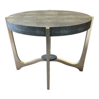 Contemporary Made Goods Dexter Side Table For Sale