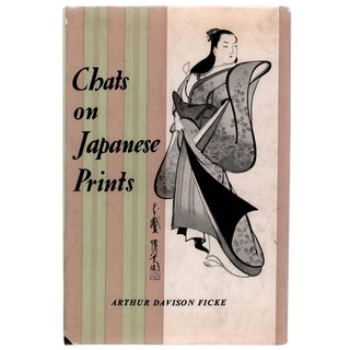 Chats on Japanese Prints For Sale