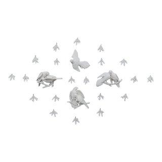 Kate MacDowell, Feather Trade: Carolina Parakeets, 2016 For Sale