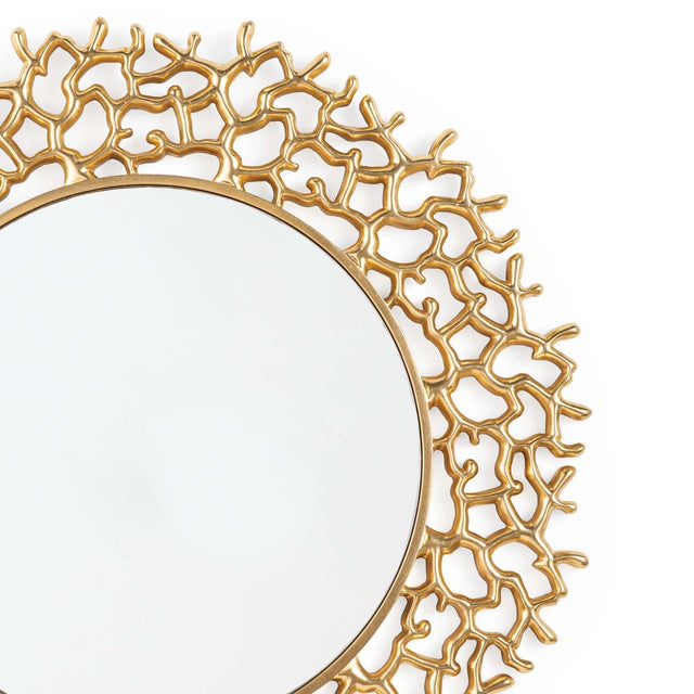 Traditional Cora Mirror For Sale - Image 3 of 5