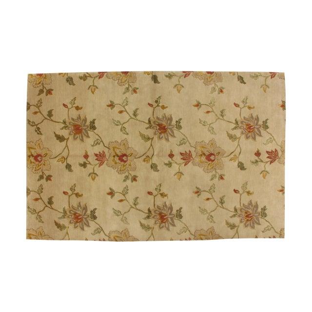 Leon Banilivi Nepalese Carpet - 5′6″ × 8′5″ For Sale