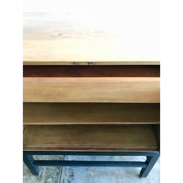 Mid-Century Modern 1960s Mid-Century Bar Sanford Furniture Co Permacraft Cabinet For Sale - Image 3 of 8