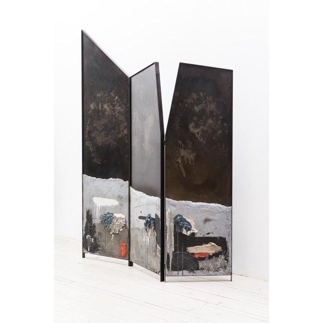 Stefan Rurak Screen Triptych, Usa, 2019 For Sale - Image 4 of 11