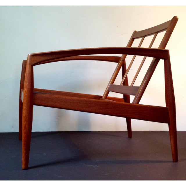"""Kai Kristiansen """"Paper Knife"""" Chair For Sale In Providence - Image 6 of 9"""