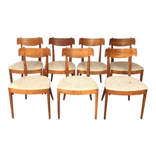Kipp Stewart for Drexel Dining Chairs - Set of 7