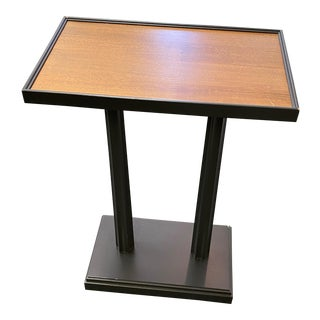 Stanley Furniture Contemporary Side Table For Sale