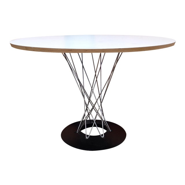 Noguchi for Knoll Cyclone Dining Table For Sale