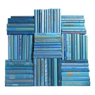 Retro Ocean Book Wall, S/75