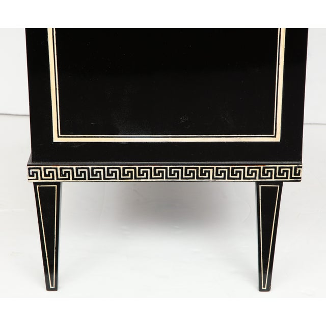 Custom Fornasetti Style Commodes - a Pair For Sale In New York - Image 6 of 9