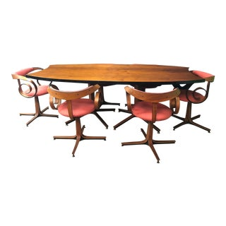 Mid-Century Modern George Mulhauser for Plycraft - 7 Pieces For Sale
